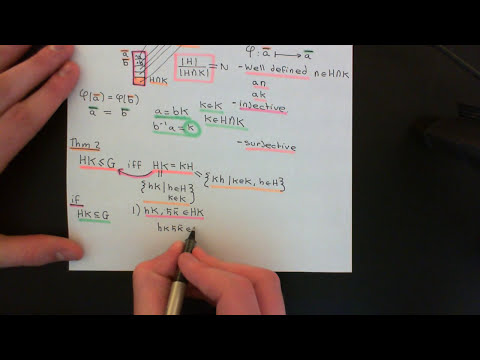 The Product of Two Subgroups Part 2