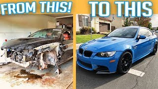 Download BUILDING AN M3 BMW IN 8 MINUTES! Mp3 and Videos