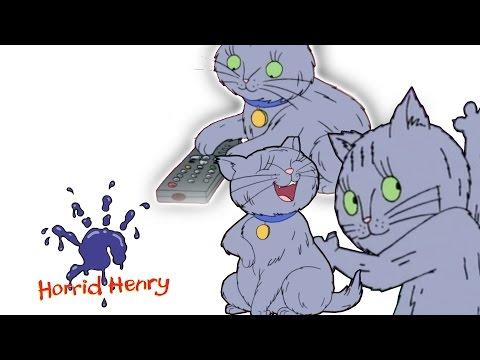 Horrid Henry - National Cat Day