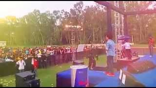 Download Hindi Video Songs - Amber Vashisht  live in Delhi university polo ground
