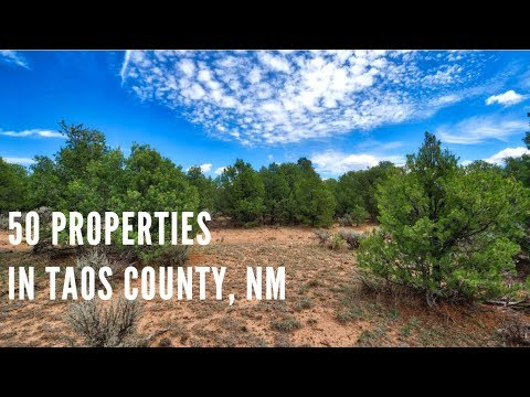 New Mexico Land For Sale: 50 Properties in Taos County