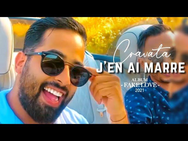 #CRAVATA - J'en ai marre   كرافاطا - جونيمار ( Clip SELFIE ) ( EXCLUSIVE Music Video 2021 )
