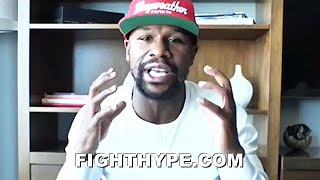 "FLOYD MAYWEATHER KEEPS IT 100 ON GERVONTA DAVIS ""READY FOR PPV"" & WORKING WITH COACH CALVIN FORD"