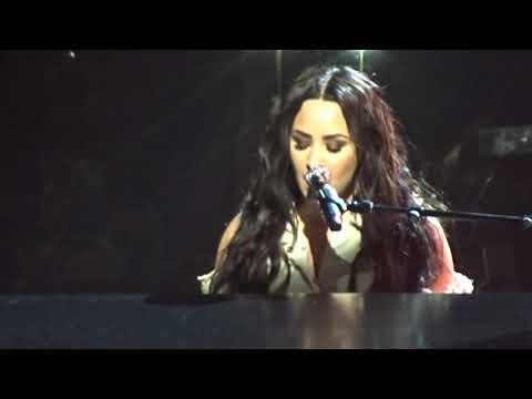 Demi Lovato - Warrior [Live in Cologne 06.06.2018]