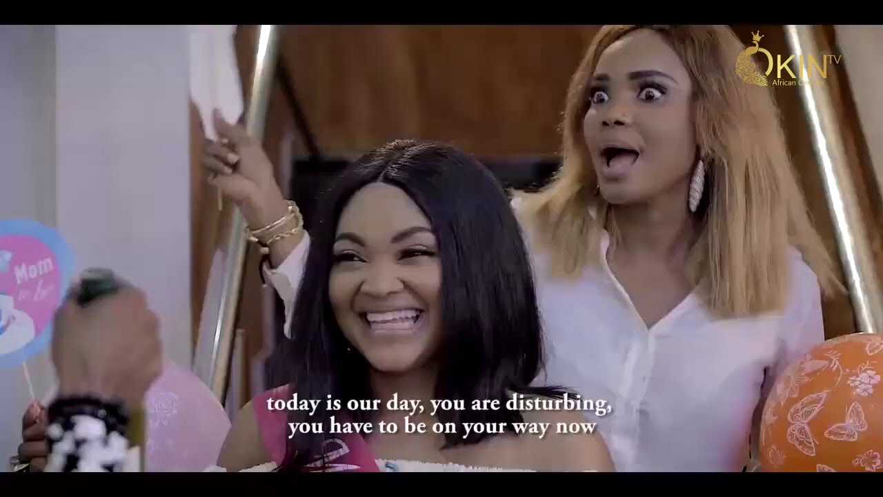 Download BABY SHOWER Latest Nollywood Movie 2020 Drama Starring Mercy Aigbe, Mide Martins, Iyabo Ojo, Remi