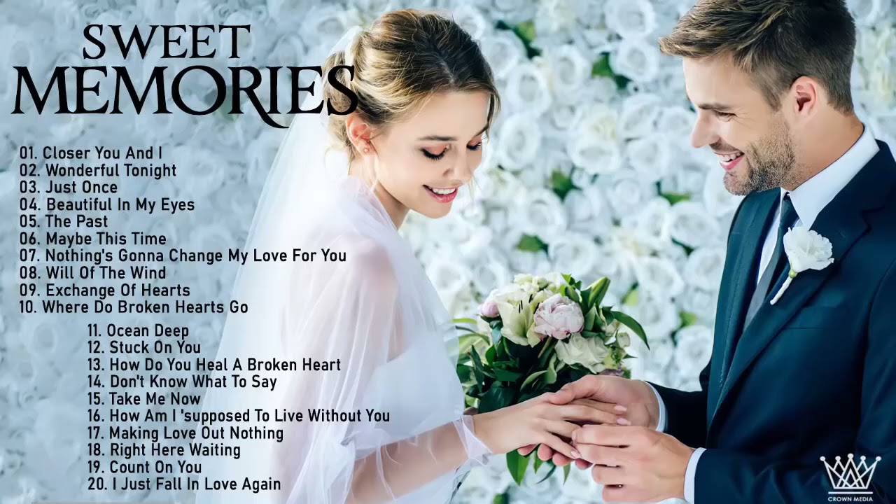 Love Songs Of The 70s, 80s, 90s - Most Old Beautiful Love Songs 80's 90's