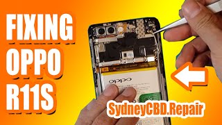Fre Oppo A3S Broken Glass Replacement - Devtools