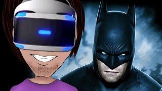Batman: Arkham VR - БРЕЙН СТАЛ БЭТМЕНОМ!