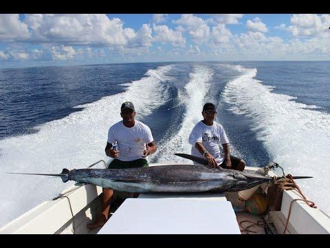 A Ahi Nui - Peche Haute mer - Espadon (Swordfish)