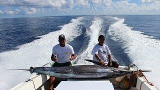 A Ahi Nui - Pêche Haututière - Espadon (Marlin)