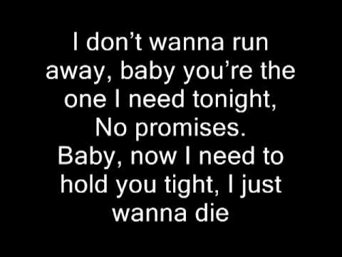 Shayne Ward   No Promises  With Lyrics    YouTube