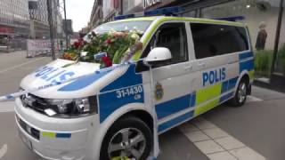 [4k] Thought for the victims of terror in Stockholm, Sweden Remove religious radical fanatics.