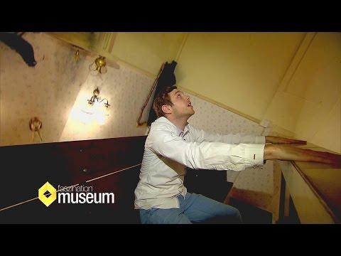 Sinnestäuschung, Drehendes Haus, Phaeno | Faszination Museum
