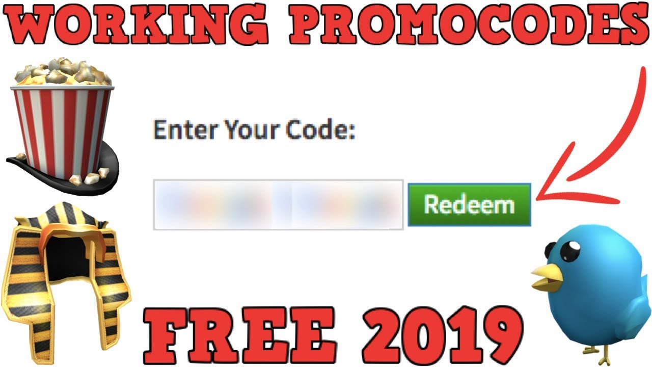 Roblox How To Get 5 Free Items 2019 Roblox Promo Codes Youtube