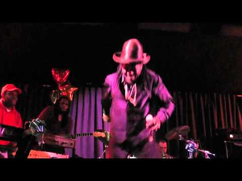 Michael Prophet & The Artist Band - Love And Unity - Hootananny, Brixton 8th April 2012
