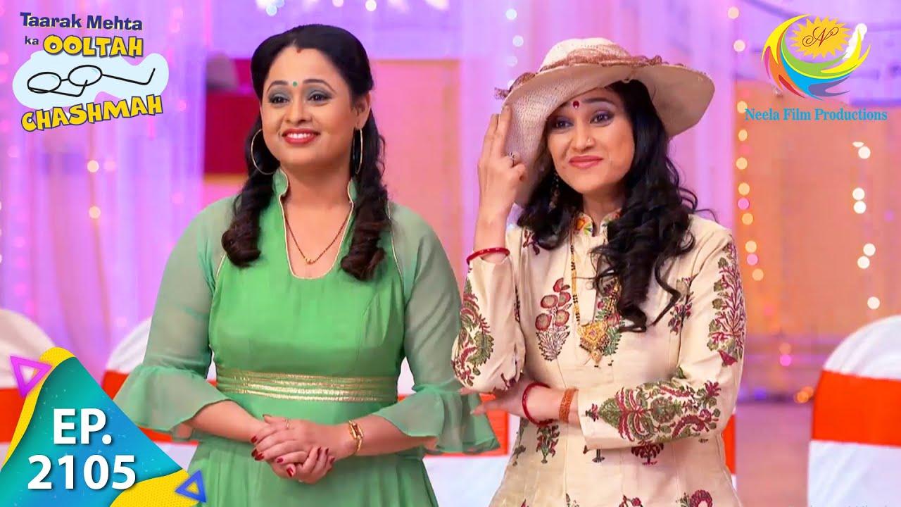 Download Taarak Mehta Ka Ooltah Chashmah - Episode 2105 - Full Episode