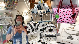 Shopping at Ever After Jewelry Co w/prices | May 2019 Disney Springs