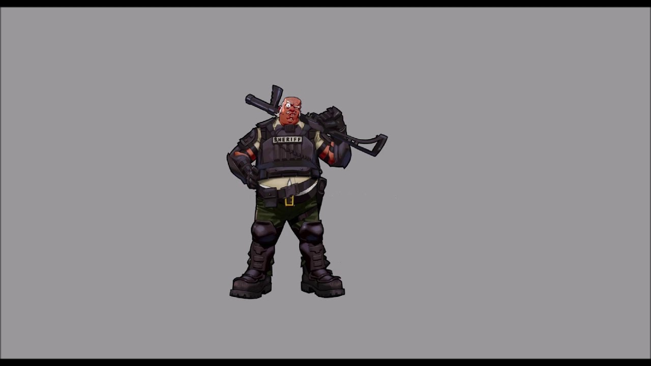 The Boondocks Potential Soundtrack - Huey vs. Sheriff Ruckus