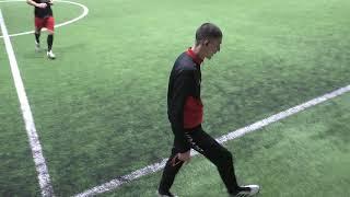 Полный матч 3й Тайм 3 5 AZ 41 Турнир по мини футболу в Киеве