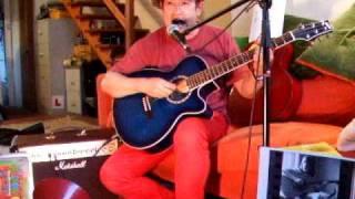 The Beatles - Taxman - Acoustic Cover - Danny McEvoy