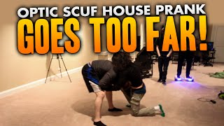 OpTic Scuf House Prank Goes Too Far