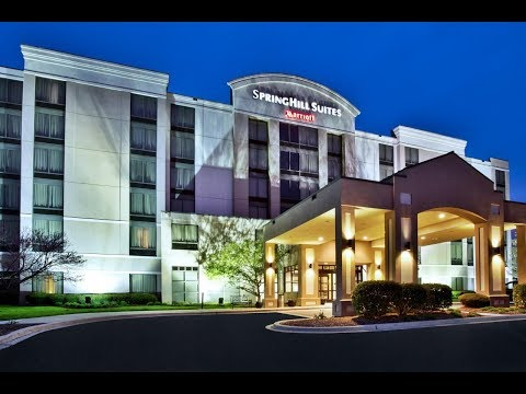 Springhill Suites By Marriott Chicago Sw Burr Ridge Hinsdale Hotels Illinois