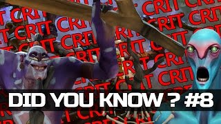 Dota 2 - Did YOU know? #8 | 7.00 PATCH