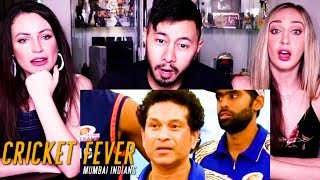 CRICKET FEVER: MUMBAI INDIANS |  Netflix India | Trailer Reaction!