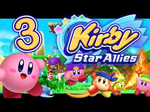 Kirby Star Allies (Part 3) Fake Credits - Play Pod