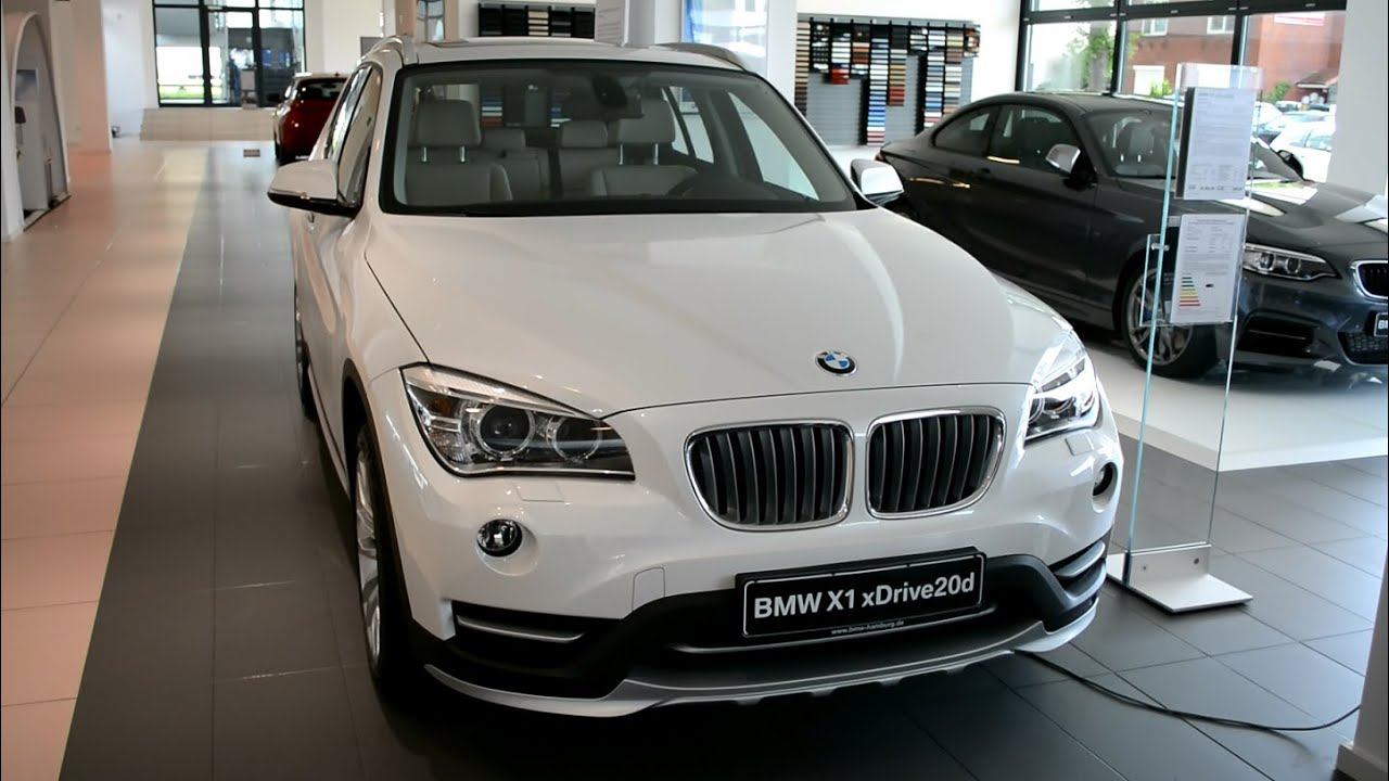 2014 new bmw x1 xdrive20d e84 youtube. Black Bedroom Furniture Sets. Home Design Ideas