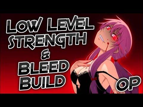 Stregth Build Dark Souls