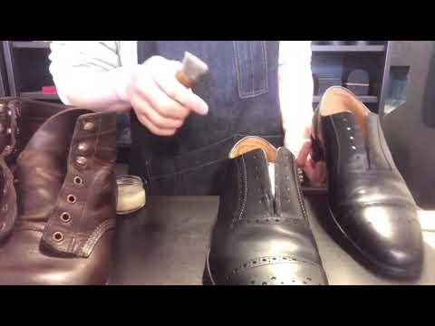 革靴購入時のサイズ選びフィッティング方法について〜衣替えしながら