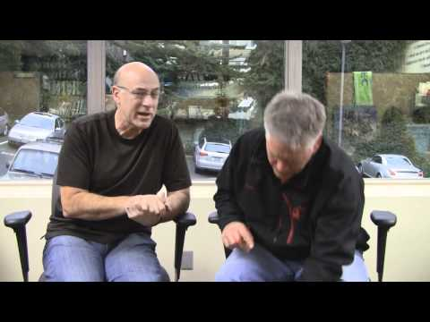 Kevin Calabro Show Warm Up -- 1/6/2012