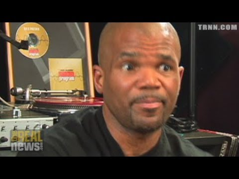 Chuck D and DMC on hip hop and America Pt4