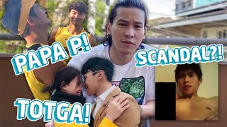 REACTING TO CONTROVERSIAL POSTS ABOUT AND BY ME | Enchong Dee