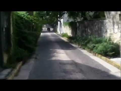 Ultimate Bike Ride Video. Along ocean, St. Augustine, Beach sights