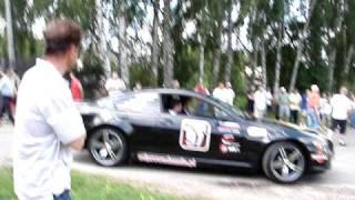 Rage Race 2009 Rawa Mazowiecka Przyjazd kolejnych załóg