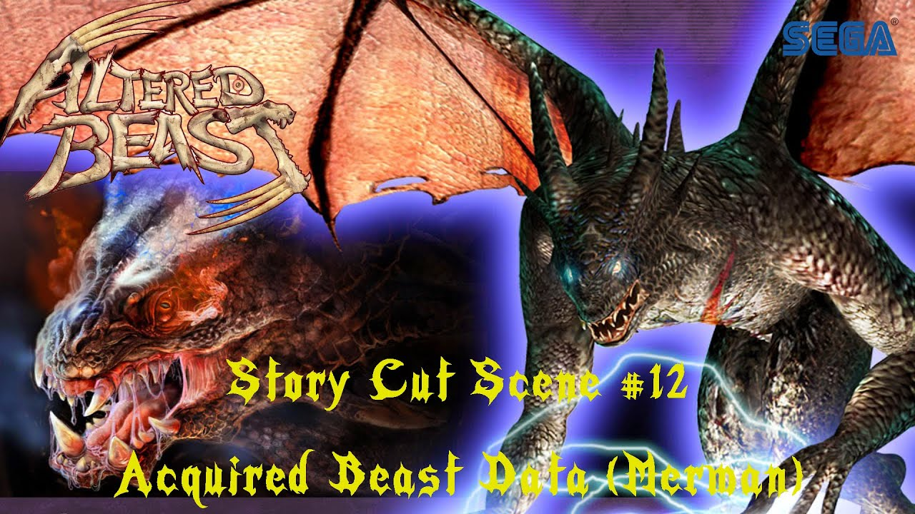 Project Altered Beast (PS2): Story Cut Scene #12