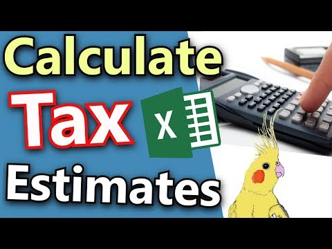 Estimated Taxes - Never Fall Behind On Your Taxes Again! (Estimated Payments)
