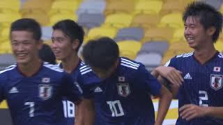 Japan 2-1 Oman  (AFC U16 Malaysia 2018 : Quarter-finals)