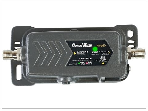 Review: Channel Master Amplify