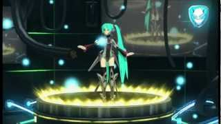 ♪MMD♪ Hatsune Miku [初音ミク] ♪ Kokoro Project Diva Dreamy Theater 2nd