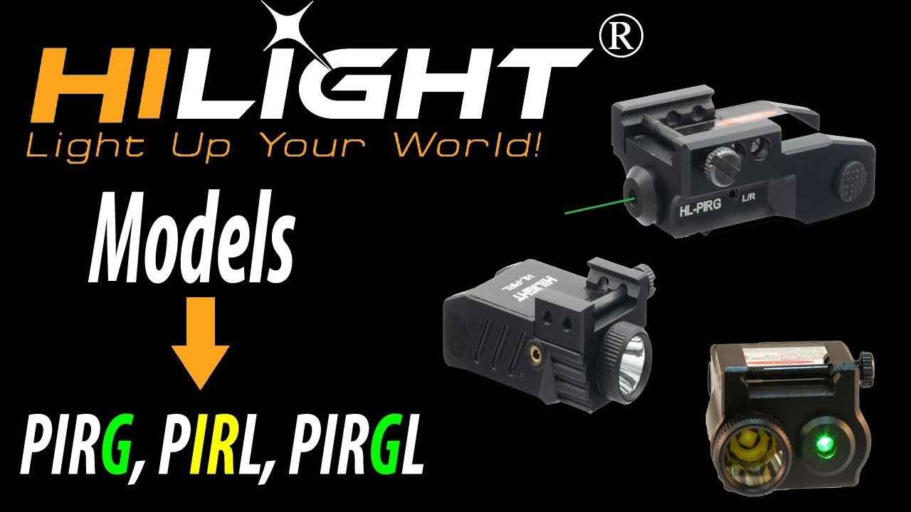 HiLight's PIR Series Includes Sensor Switches?!