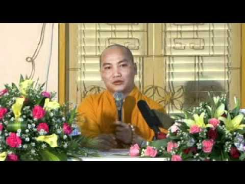 An Chay An Man 1/2 - DD Thich Phuoc Tien