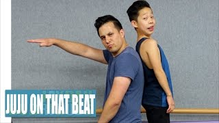 JUJU ON THAT BEAT - Zay Hilfigerrr & Zayion McCall Dance Choreography | Jayden Rodrigues JROD