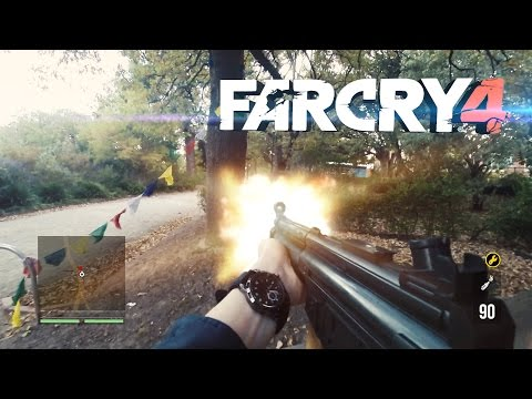 Real Life Far Cry 4 (FPS) |