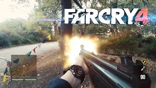 Real Life Far Cry 4 (FPS) | Dynamic Visuals
