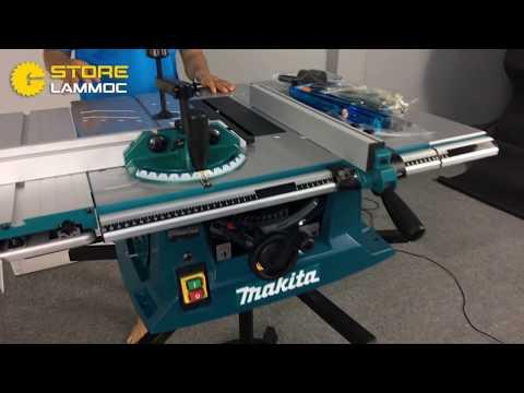 Cưa bàn Makita MLT100 | Máy cưa bàn dành cho DIYER giá tốt nhất tại Việt Nam