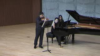 [STUDIO2021] 강석희 Sukhi Kang Violin Fantasies pour Violon et Piano (2013) Sukhi Kang at 80