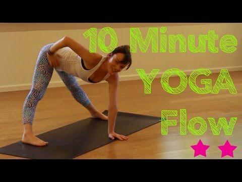 10 Minute Yoga Flow | General Yoga | Boketto Yoga